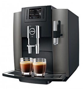Jura Impressa E8 Coffee Machine